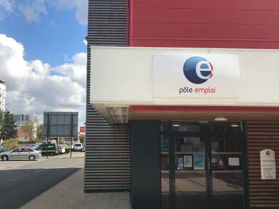 Pôle Emploi 3 Avenue Saint Exupéry Calais - Marcotte Promotion