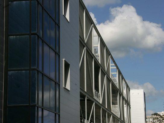 Projet Descartes - Immeuble Bureau - Marcotte Promotion