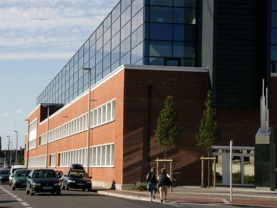 Quartier Descartes - construction bâtiment - Marcotte Promotion