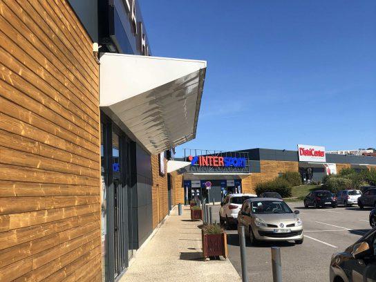 Neufchatel en Bray - zone commerciale 6 - Marcotte Promotion