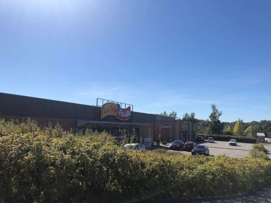 Neufchatel en Bray - zone commerciale 5 - Marcotte Promotion